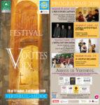 Festival Voûtes & Voix Vertheuil