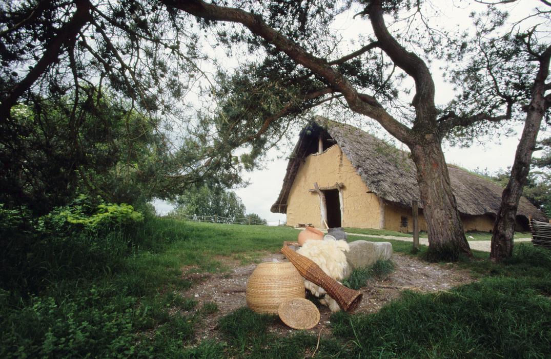 Fêtes préhistoriques à Samara La Chaussée-Tirancourt   2020-08-14