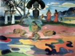 Mahana no atua, Paul Gauguin, 1894