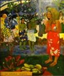 Ia Orana Maria, Paul Gauguin, 1891.
