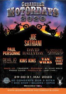 GÉRARDMER MOTORDAYS 2020 Gérardmer   2020-05-29
