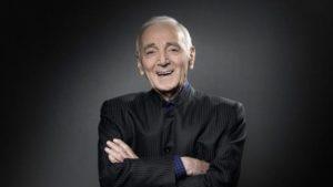 Hommage à Aznavour MC93