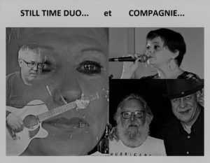 JEUDI DE LA CULTURE - CONCERT STILL TIME DUO Essey-lès-Nancy   2020-02-06