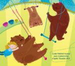 Le cirque des trois ours - spectacle dès 18 mois Péniche Antipode
