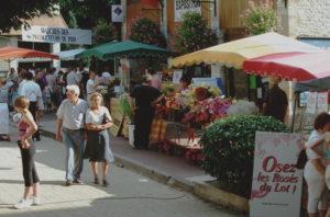 """Marché de Producteurs de Pays """"Bienvenue à la Ferme"""" à Souillac Souillac"""