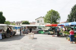 Fête locale à Saint Antoine de Breuilh Saint-Antoine-de-Breuilh   2020-07-11