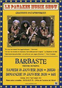 Patakez Music Show Barbaste