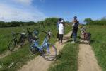 Rallye nature en vélo électrique Saint-Lunaire   2020-08-17