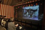"""Soirée projection pour enfants """"La Fontaine fait son cinéma"""" 2020-04-23 Sainte-Sévère-sur-Indre"""