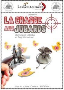 THÉÂTRE AMATEUR : LA CHASSE AUX JOBARDS - ANNULÉ Châtenois 2020-04-04