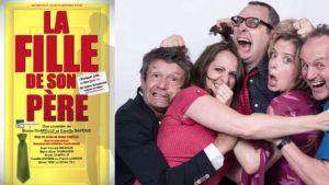 """Théâtre au Vox - """"ma colocataire est une garce"""" FORT MAHON PLAGE 2020-04-10"""