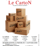 THEATRE LE CARTON Vagney
