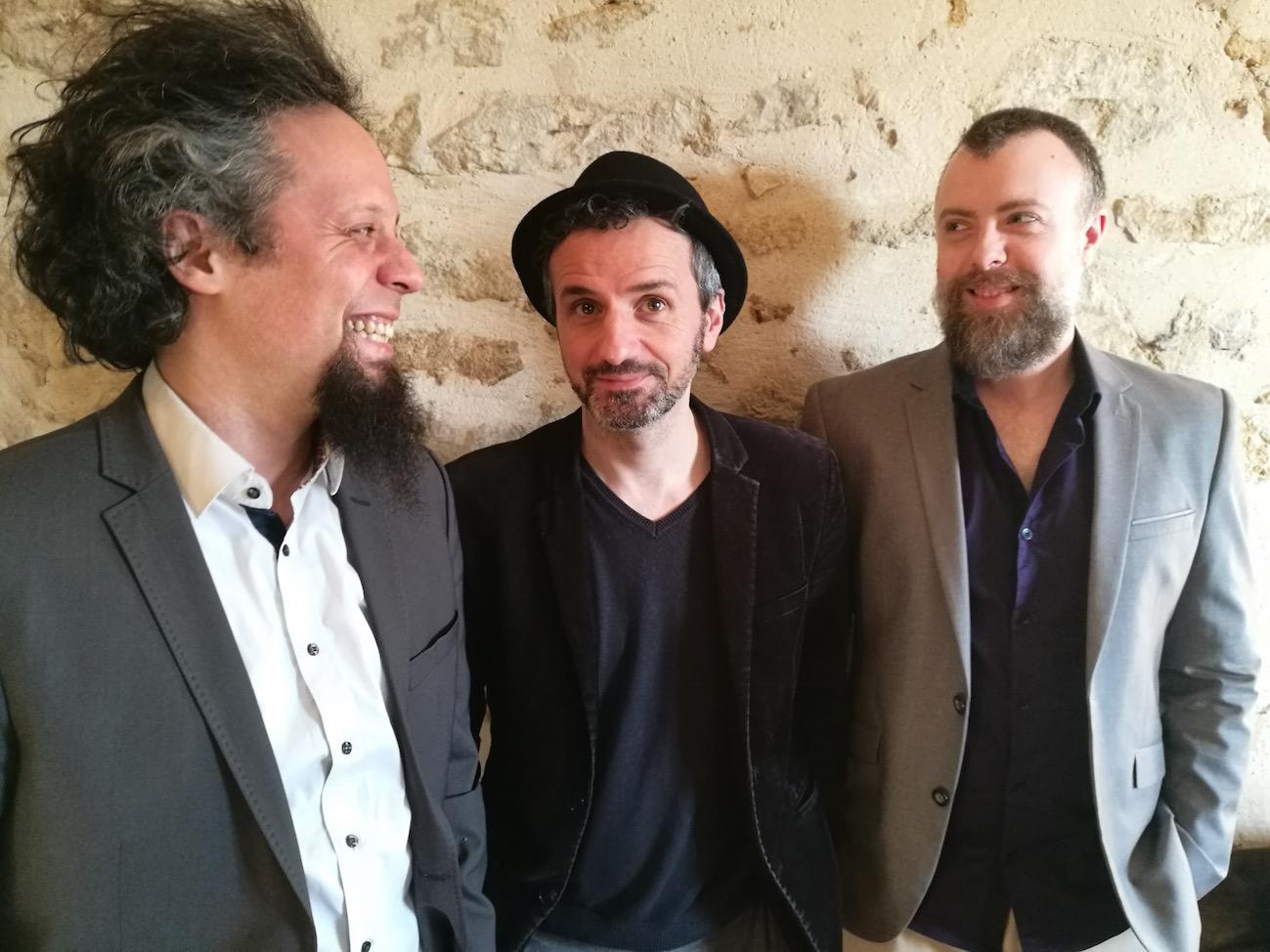Thomas BERCY Trio invite Uzeste