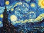 La Nuit étoilée, Van Gogh, 1889