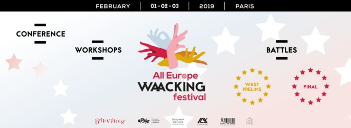 all europe waacking festival ter