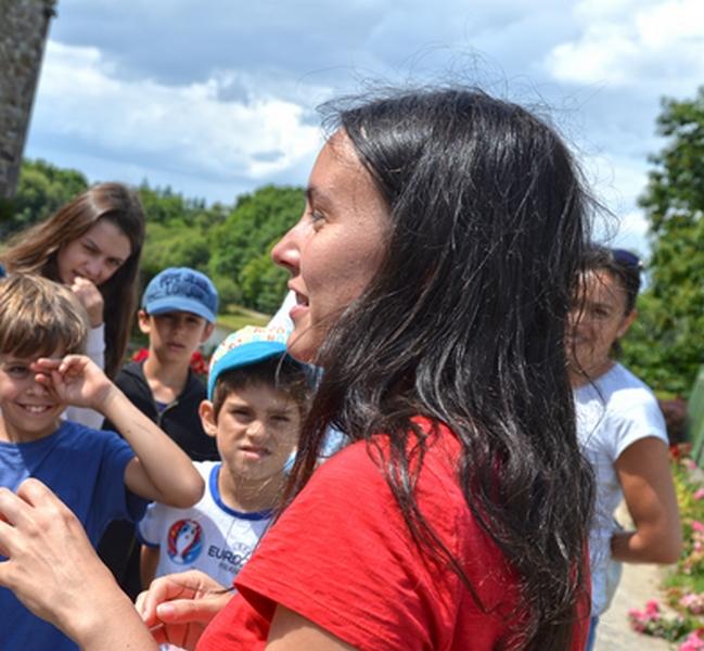 Balade contée: Merlin et le petit peuple de la forêt à 9h30 Paimpont   2021-07-27