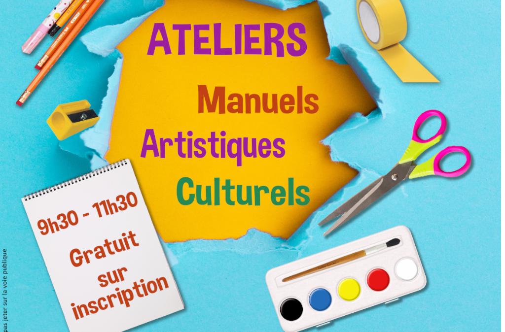 Bricopage : Atelier enfant Lamonzie-Saint-Martin