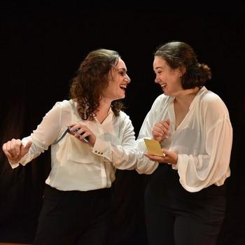 Cabaret crêpes Théâtre la Ruche - Le Petit Théâtre de Viarme