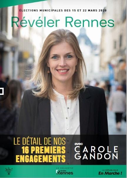 carole gandon