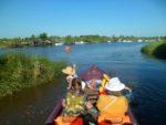 Escapade en galupe dans le Delta de Leyre