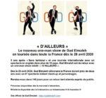 Gad Elmaleh - D'AILLEURS Arcachon