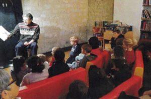 Heure du Conte pour Enfants Castelnau Montratier-Sainte Alauzie