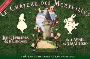 Le Château des Merveilles (Bridoire) Ribagnac