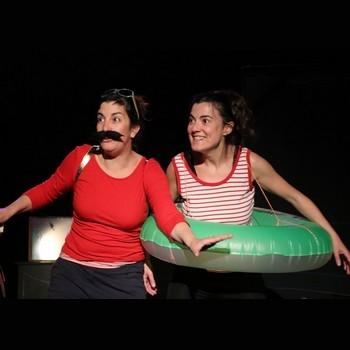 Les Moustaches de Lila - Par la Cie Dans La Bouche du Loup TNT - Terrain Neutre Théâtre