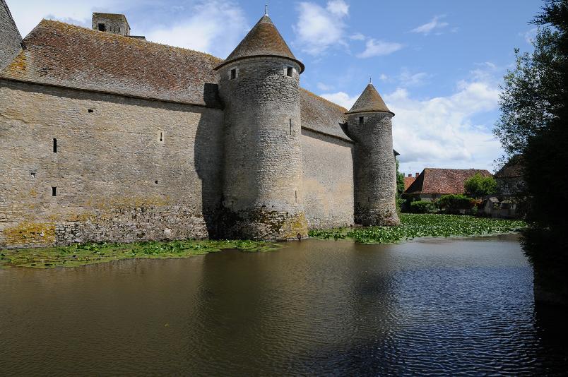 Journée européennes du patrimoine visites guidées du Château de Sagonne Sagonne