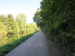 Sortie découverte de la vallée tourbière à vélo Longpré-les-Corps-Saints