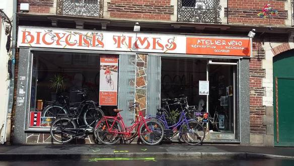 BICYLES TIMES RENNES