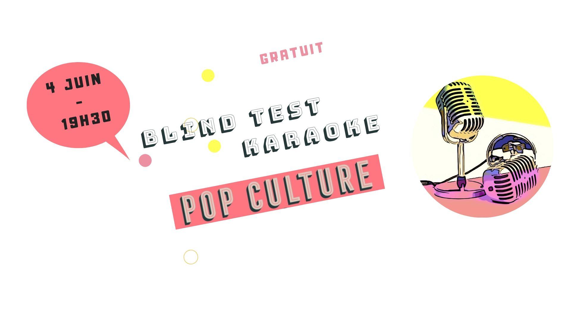 Blind Test / Karaoké POP culture Médiathèque musicale de Paris (MMP)