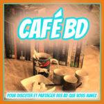 Café BD Médiathèque de la Canopée la fontaine