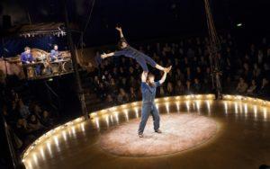 Cirque : Campana - Cirque Trottola Amiens