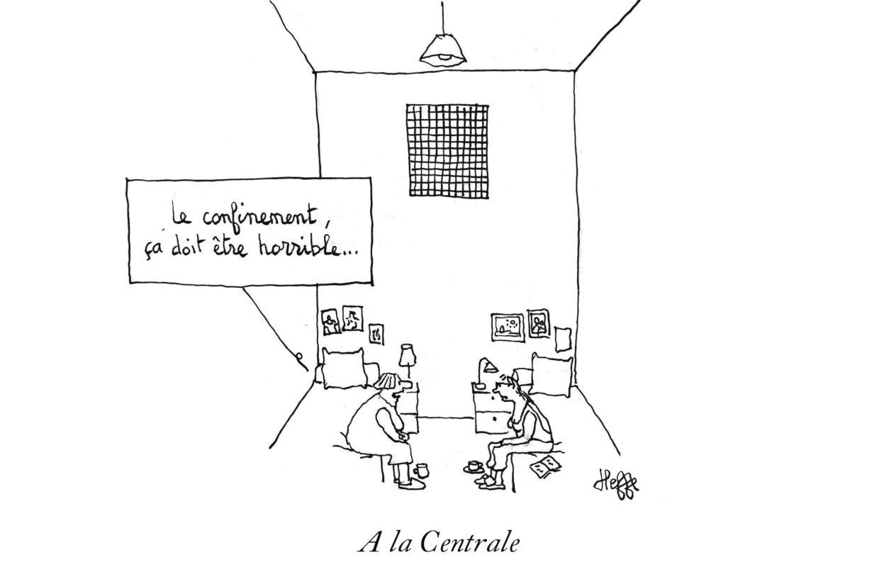 CORONAVIRUS. JOURNAL DE GUERRE 23 MARS 2020