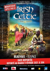Irish Celtic - Le Chemin des Légendes Elispace - 60000 beauvais Beauvais