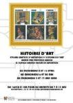 Histoires d'Art : Atelier gratuit d'initiation à l'histoire de l'art pour le jeune public Lapouyade