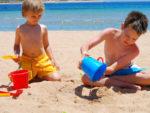 Jeux de plage enfant Langrune-sur-Mer