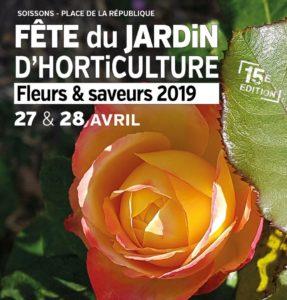 La Fête du Jardin et de l'Horticulture Soissons