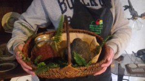La truffe et le safran se dégustent à Penne d'Agenais Penne-d'Agenais
