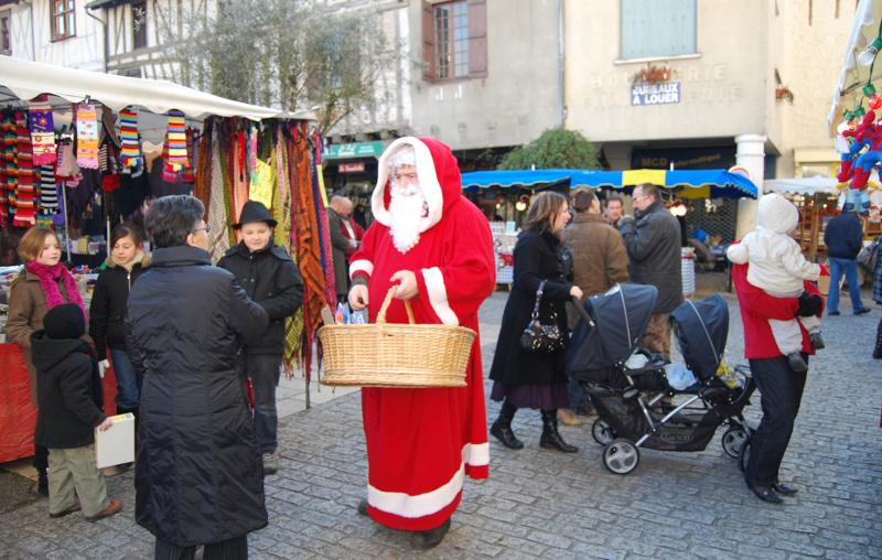 Marché de Noël Biron