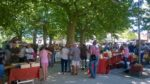 Marché de producteurs à Labastide-Murat Cœur de Causse