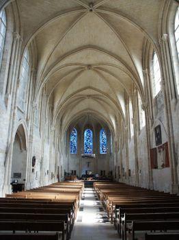 Ouverture de la Chapelle Saint Frambourg Senlis