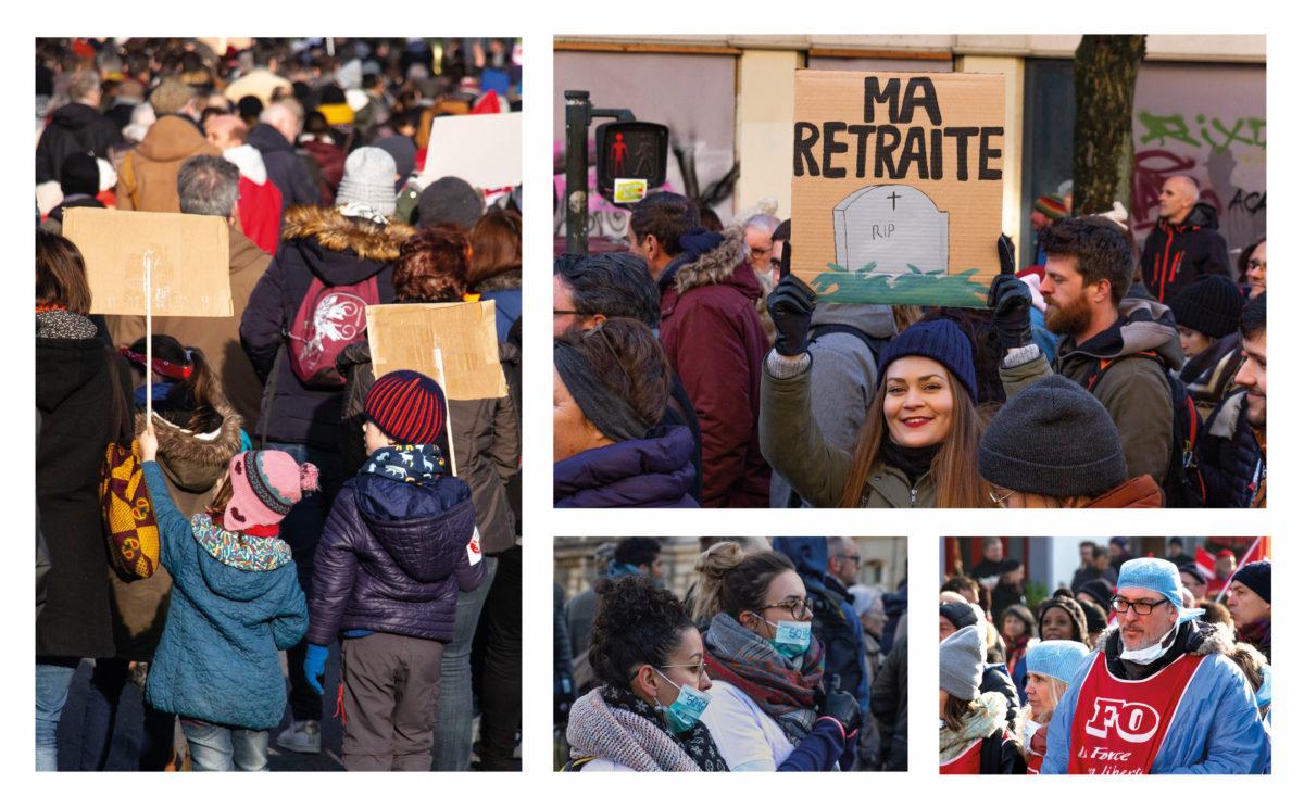 Manifestation 5 décembre 2019