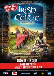 Irish Celtic - Le Chemin des Légendes Parc expo Le cube Troyes