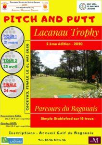 Pitch and Putt Lacanau Trophy Lacanau