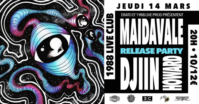 erato djiin release party