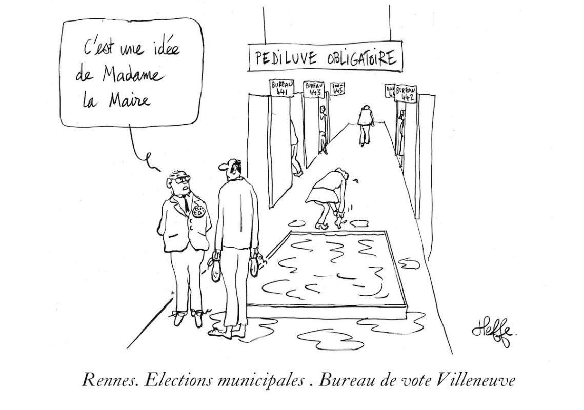 rennes élections