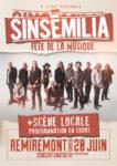 SINSEMILIA EN CONCERT GRATUIT - FDLM 2021 Remiremont   2021-06-19