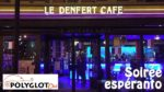 Soirée espéranto au PolyglotClub Denfert Café
